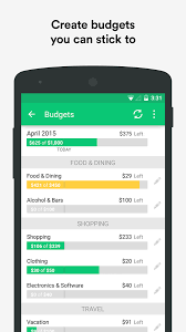 finance app for android mint personal finance money