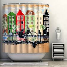 Circo Tree House Shower Curtain Bicycle Shower Curtain Bathing Beauty Pinterest Bicycling