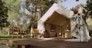 Comfortable Camping Norwegian Wood Ranch Glamping Glamping Com