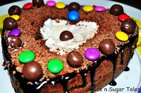 spice n sugar tales cadbury chocolate cake on hubby u0027s birthday