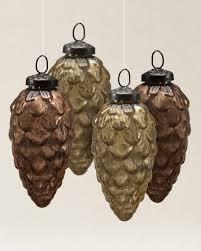 mercury glass ornaments balsam hill