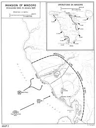 san jose mindoro map hyperwar us army in wwii triumph in the philippines chapter 3