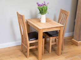 2 Seater Dining Table And Chairs Small Solid Oak Dining Table Cheap 2 Seater Kitchen Table Home