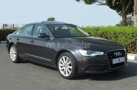 pre owned audi dubai used audi a6 2012 car for sale in dubai 759606 yallamotor com