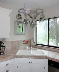 corner kitchen ideas corner kitchen sink design ideas and enchanting sinks for kitchens