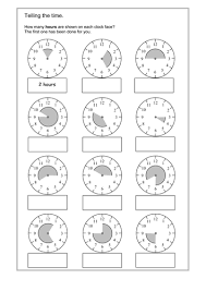 free worksheets clock faces with times free math worksheets