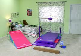 starter home gym package tumbling incline portable beginner