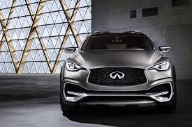 nissan infiniti 2015 geneva 2015 infiniti qx30 concept debuts the truth about cars