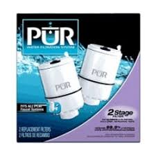 Pur Horizontal Faucet Mount Pur Faucet Mount Replacement Water Filter Mineralclear 3 Pack