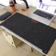 desk size mouse pad multi function large size keyboard felt mouse pad writing pen desk