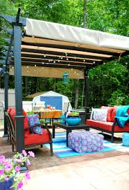 creating an outdoor living space jenna gallery and ideas on a