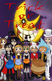 soul eater halloween by arcaninepup on deviantart