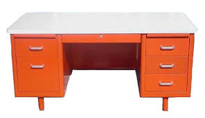 Steelcase Desk Vintage The Tanker Desk Apartment Therapy