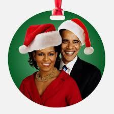 obama christmas ornament cafepress