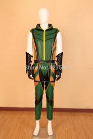Green Arrow Halloween Costume Compare Prices Arrow Cosplay Costume Shopping Buy