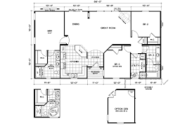 26 best simple oakwood mobile home floor plans ideas uber home