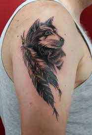 65 fantastic shoulder tattoos