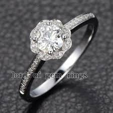 moissanite bridal reviews certified moissanite engagement rings logr lord of gem rings