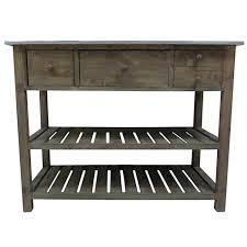 table console pour cuisine table console cuisine xix cth antique bleached kitchen console