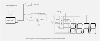 yamaha digital tach wiring diagram amalgamagency co