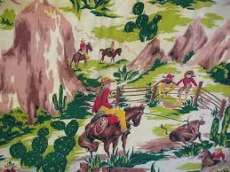 Western Fabric For Curtains 47 Best Fabric Images On Cotton Fabric Cowboys And