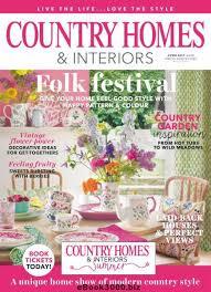 Home Interiors Magazine Country Homes Interiors June 2017 Free Pdf Magazine