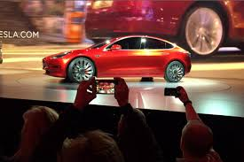 tesla raises credit lines as model 3 production approaches