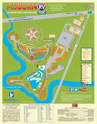 Atlanta Airport Parking Map by Auburn Rv Park At Leisure Time Campground