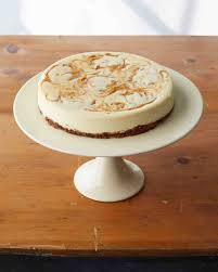 martha stewart halloween cakes pumpkin swirl cheesecake recipe pumpkin swirl cheesecake