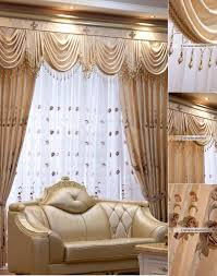 Different Designs Of Curtains Style Of Curtains Of Best Embroidery And Jacquard Crafts