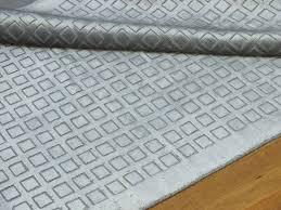 Silver Grey Rug Rugsville Bamboo Silver Gray Silk 18002 Rug Rugsville Co Uk