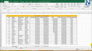 when to use pivot tables how to use pivot table in excel 2016 youtube