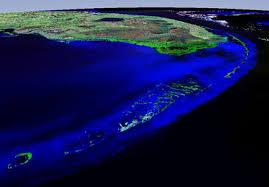 satellite map of florida noaa coris regional portal florida