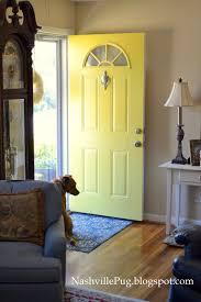 nashvillepug yellow door yellow door what do you see