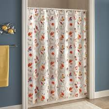 No Liner Shower Curtain Tropical Fish S C 19 95 Vinyl No Liner Needed Shower