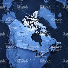 canada cities topographic map stock photo 183251568 istock