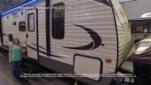 Keystone Trailers Floor Plans by Keystone Hideout Lhs 272lhs Youtube