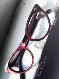 black friday prescription glasses rhubarb red 50 u0027s vintage pointy cat eye prescription eyeglasses