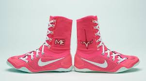 s boxing boots australia nike marlen esparza knock out a custom boxing boot si com