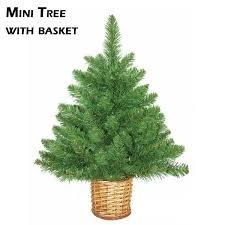 real mini christmas tree with lights artificial desktop christmas trees