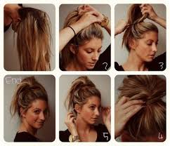 easy messy buns for shoulder length hair stunning easy messy hairstyles ideas styles ideas 2018 sperr us