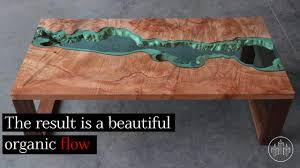 live edge river table epoxy gorgeous reclaimed wood tables embedded with glass rivers by greg