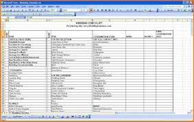typical wedding program ideas wedding budget spreadsheet for best wedding planning