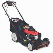 4x4 self propelled lawn mower by troy bilt