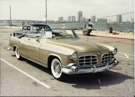 k t keller u0027s custom 1955 chrysler imperial convertible