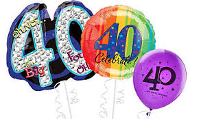 balloon delivery portland or 40th birthday balloon bouquet delivery in portland or 503 285 0000