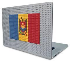 Moldova Flag Flag Of Moldova Flag Pixel Art U2013 Brik