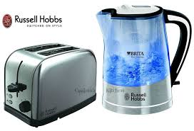 Toaster And Kettle Russell Hobbs Kettle And Toaster Sets Ebay