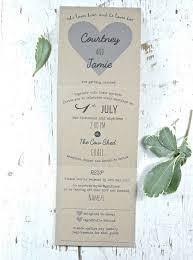 tri fold wedding invitations tri fold wedding invitations navy lace and burlap allnone wedding