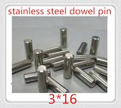 aliexpress location 100pcs lot 3 16 stainless steel 304 dowel pin location pin stop